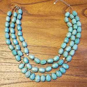 Silpada Turqoise necklace